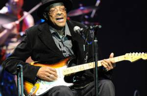 Le guitariste Hubert Sumlin, légende du Chicago Blues, est mort