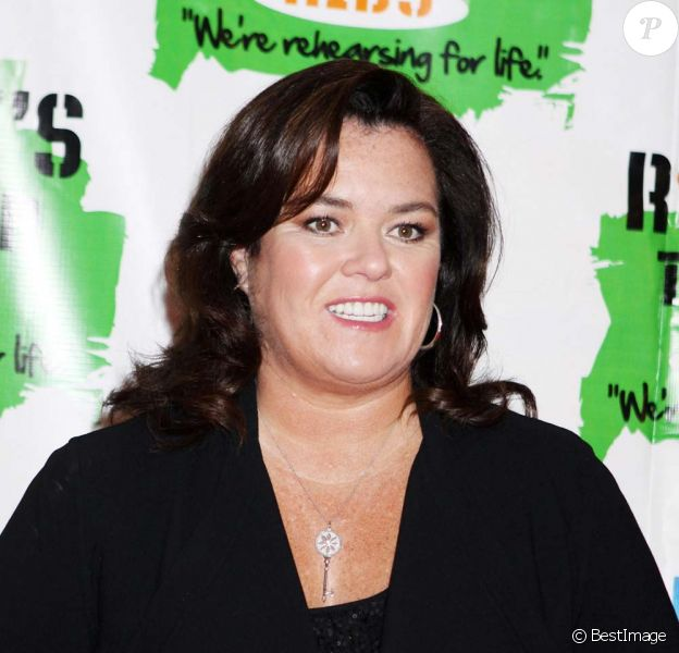 Rosie O'Donnell à New York, le 19 septembre 2011.