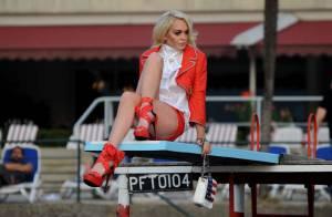 Lindsay Lohan nue pour Playboy, une couverture déjà culte