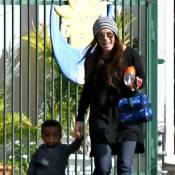 Sandra Bullock : Son petit Louis, pièce maîtresse de son équilibre