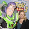 Melissa Joan Hart lors de l'avant-première de Disney on Ice : Toy Story 3, à Los Angles le 14 décembre 2011