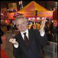 Jean-Luc Petitrenaud pour l'inauguration de Jours de fêtes au Grand Palais, à Paris, le 15 décembre 2011.