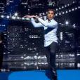 Ary Abittan dans  Vendredi tout est permis  sur TF1, le vendredi 16 décembre 2011.