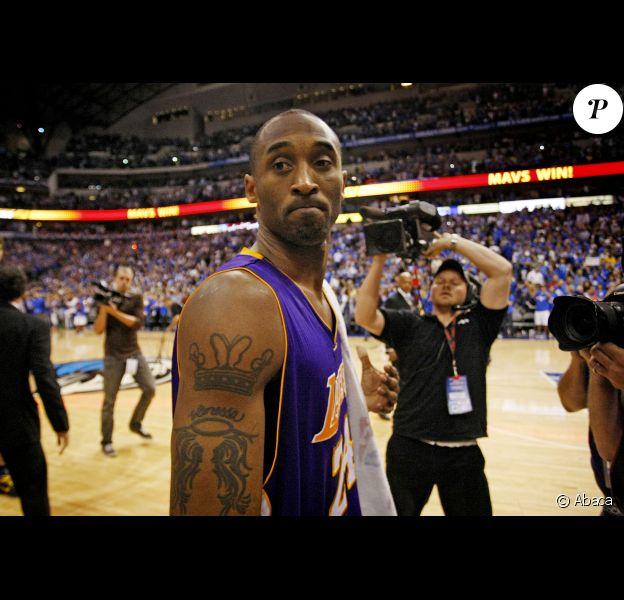 Kobe Bryant le 8 mai 2011 à Dallas