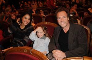 Stéphane Freiss et sa femme Ursula, avec leur adorable fille, crient au loup