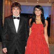 Fernando Alonso et la belle Raquel del Rosario annoncent la fin de leur mariage