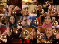 Distribution de cadeaux, bataille de boules de neige : France 3 fête Noël