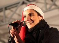 Clotilde Courau : Parfaite et divine en mère Noël pour un concert intimiste