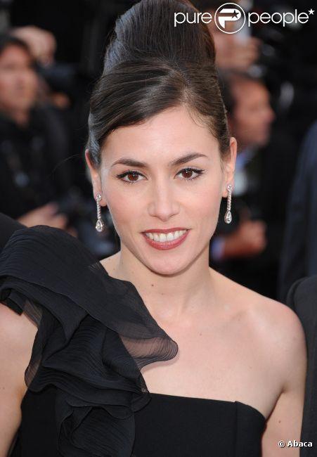 Olivia Ruiz en mai 2011 à Cannes.