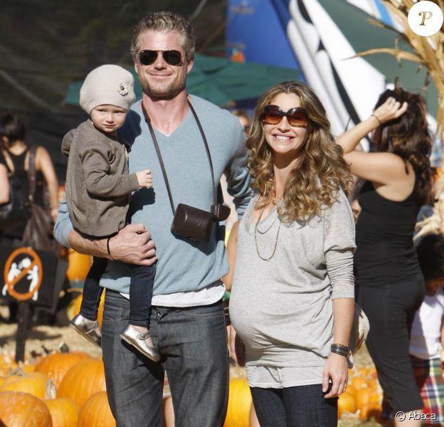Rebecca Gayheart, Eric Dane et leur craquante Billie ont accueilli une petite nouvelle dans la famille le 28 décembre 2011 : Georgia Geraldine.