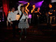 Annie Stone bien entourée : Malgré la maladie d'Eric Charden, la vie continue