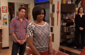 Michelle Obama : Dans une série pour ados, elle joue son propre rôle avec humour