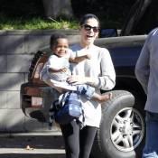 Sandra Bullock : Fous rires avec son adorable petit Louis