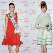 Louise Bourgoin et Delphine Wespiser, Miss France : deux femmes ensorcelantes