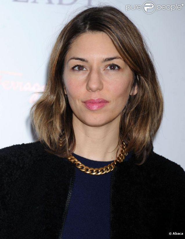 Sofia Coppola à New York, le 13 décembre 2011.