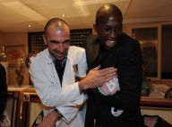 Jérôme Alonzo et Rod Fanni : Les stars du ballon rond passent en cuisine