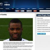 Le rugbyman Selorm Kuadey retrouvé mort à 24 ans, les Britanniques sous le choc