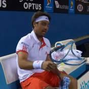 Open d'Australie : Tsonga passe quand Nalbandian et Baghdatis perdent la tête