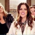 Rachel Bilson dans une vidéo Funny or Die. Capture d'écran