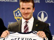 David Beckham : Un verre de vin et sa femme Victoria, à l'origine de son choix