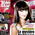 Nolwenn Leroy en couverture de Télé Star