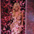 """""""Zahia Dehar, diablement sexy, lors de  la présentation de sa collection de lingerie pendant la Fashion Week  printemps-été 2012 au Palais de Chaillot à Paris le 25 janvier 2012"""""""