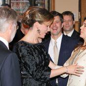 Les princesses Mary et Mathilde, superbement complices, font rire leurs maris