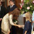 La princesse Mary et le prince Frederik de Danemark étaient les hôtes de la princesse Mathilde et du prince Philippe de Belgique le 26 janvier 2012 à Bruxelles, pour un concert de jazz marquant le début de la présidence danoise du Conseil européen.