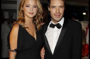 Dîner de la mode : Virginie Efira et Nicolas Bedos radieux près de Miss France