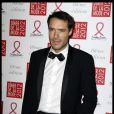 Nicolas Bedos lors du Dîner de la mode pour le Sidaction, le 26 janvier 2012