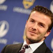 """David Beckham """"ne voulait pas être célèbre"""" et vend sa Rolls unique au monde"""