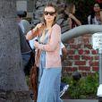 Olivia Wilde à Los Angeles le 26 janvier 2012