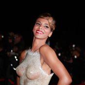NRJ Music Awards 2012: Shy'm sexy jusqu'au bout des seins grâce à Franck Sorbier