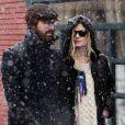 Kate Bosworth et son petit ami au festival de Sundance dans l'Utah, le 21 janvier 2012.
