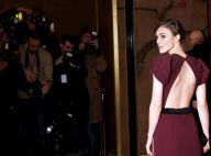 Keira Knightley, divine, entourée de ses partenaires de jeu : son chéri veille