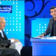 Dr Dukan, invité chez Mustapha El Atrassi dans La Nuit nous appartient sur Comédie + le jeudi 2 février 2012