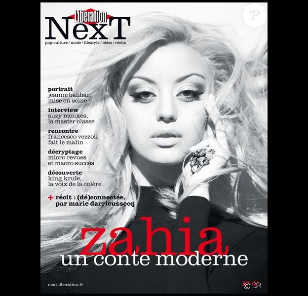 Next, supplément de Libération en kiosque le samedi 4 février 2012