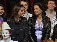 Stéphanie de Monaco : Regards admiratifs et complices avec sa fille Pauline