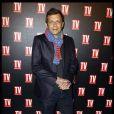 Laurent Mariotte lors des 25 ans de TV Magazine au Plaza Athenée le 8 février 2012 à Paris