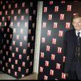 Etienne Mougeotte lors des 25 ans de TV Magazine au Plaza Athenée le 8 février 2012 à Paris