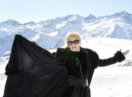 Arielle Dombasle : Une super-héroïne des neiges au festival de Luchon