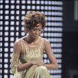 Whitney Houston aux World Music Awards à Las Vegas, le 16 septembre 2004.