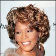 Whitney Houston à Los Angeles, le 10 février 2007.