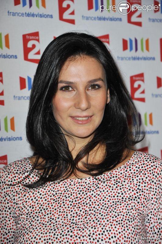 Marie Drucker en septembre 2011 à Paris