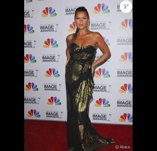 Vanessa Williams à la soirée des NAACP Awards, à Los Angeles, le vendredi 17 février 2012.