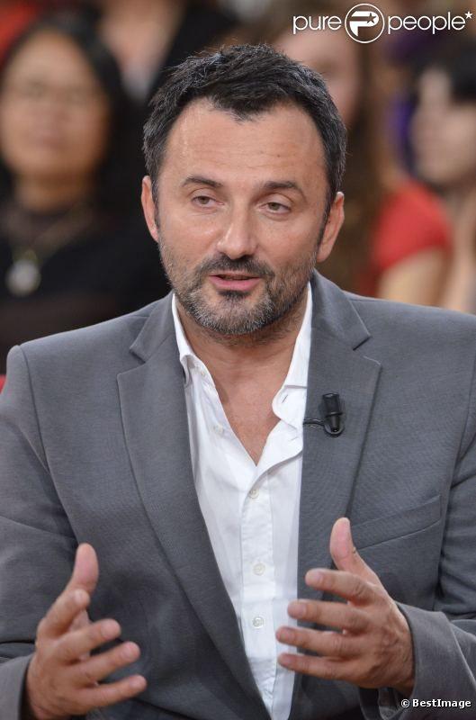 Frédéric Lopez en octobre 2011 à Paris