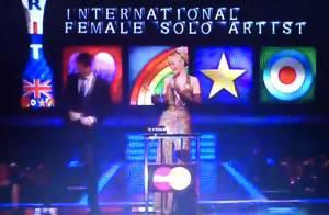 Brit Awards 2012 : La divine Rihanna, star de la soirée, livre un show épique