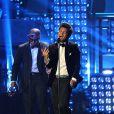 Bruno Mars -  Just The Way You Are  - live à la cérémonie des Brit Awards, Londres, le 21 février 2012.
