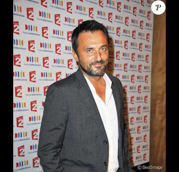 Frédéric Lopez en septembre 2011 à Paris