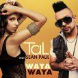 Tal a fait un carton avec son duo avec Sean Paul,  Waya Waya .